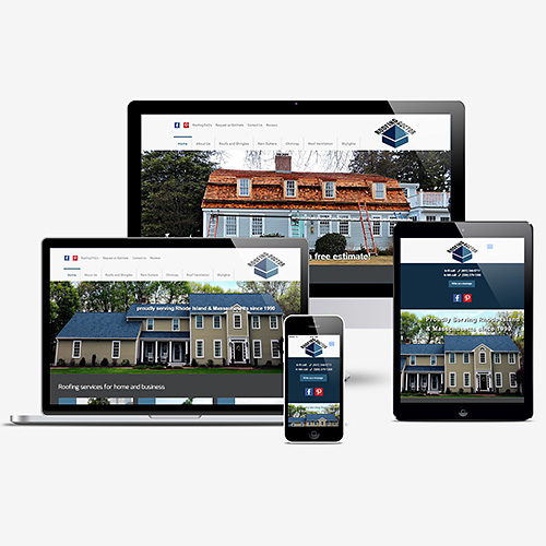 Roofing Doctor Responsive site